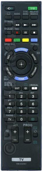 Пульт для Sony RM-ED061