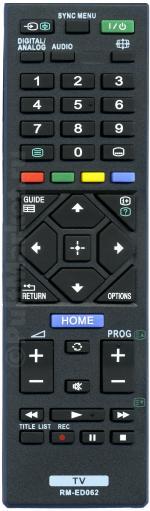 Пульт для Sony RM-ED062
