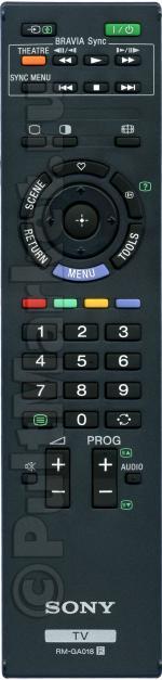 Пульт Sony RM-GA019/RM-GA018 (оригинал)