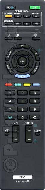Пульт для Sony RM-GA019