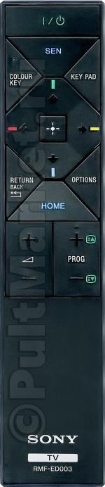 Пульт Sony RMF-ED003 (оригинал)