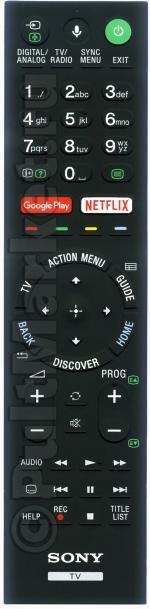 Пульт Sony RMF-TX200E (оригинал)