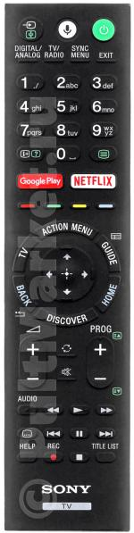 Пульт Sony RMF-TX201ES (оригинал)