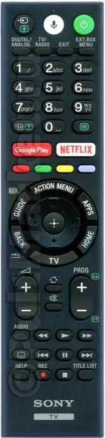 Пульт Sony RMF-TX310E (оригинал)