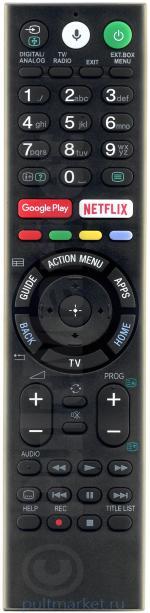 Пульт для Sony RMF-TX310E