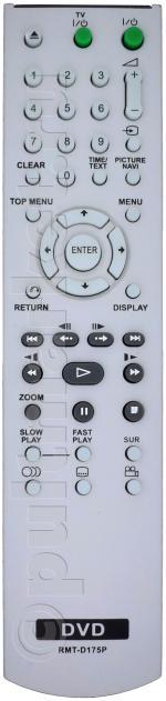 Пульт для Sony RMT-D175P