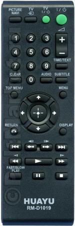 Пульт для Sony RMT-D187P