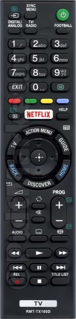 Пульт для Sony RMT-TX100D