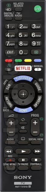 Пульт Sony RMT-TX101D (оригинал)