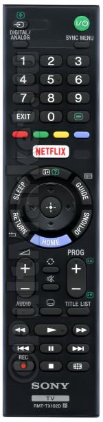 Пульт Sony RMT-TX102D (оригинал)