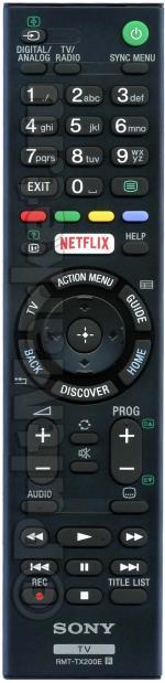 Пульт Sony RMT-TX200E (оригинал)