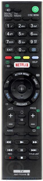 Пульт для Sony RMT-TX200E