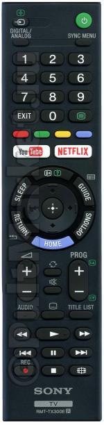 Пульт Sony RMT-TX300E (оригинал)