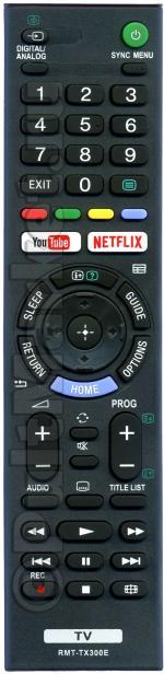 Пульт для Sony RMT-TX300E
