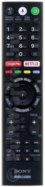 Пульт Sony RMF-TX300E (оригинал)