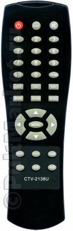 Пульт для Supra CTV-2138U