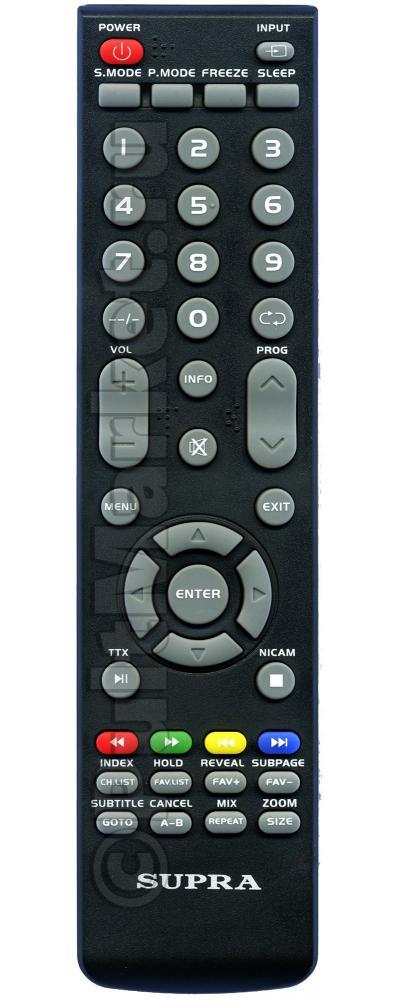 Купить пульт для телевизора supra IB410