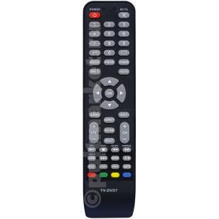 Пульт для Supra TV-DVD7