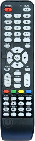 Пульт для Kraft KTV-L32HD02T2CIWL