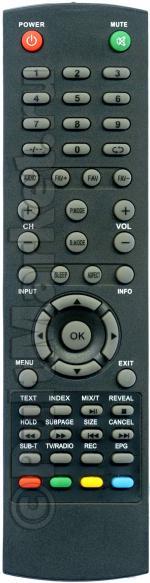 Пульт для Irbis 32S30HD106B