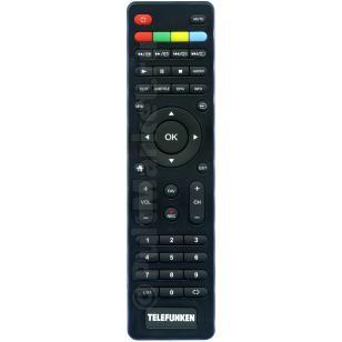 Пульт Telefunken TF-LED32S52T2S (черный, оригинал)