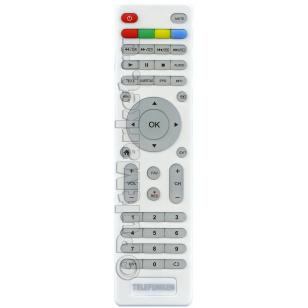 Пульт Telefunken TF-LED32S52T2S (белый, оригинал)