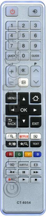 Пульт для Toshiba CT-8054