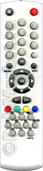 Пульт для Toshiba CT-841
