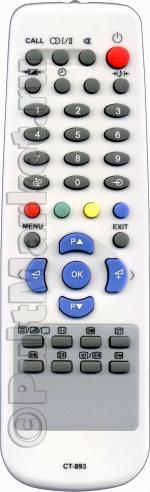 Пульт для Toshiba CT-893