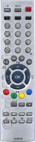 Пульт для Toshiba CT-90126