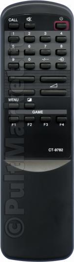 Пульт для Toshiba CT-9782