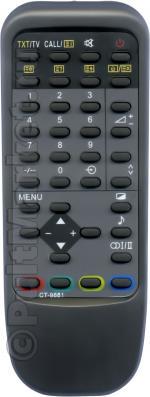 Пульт для Toshiba CT-9881