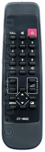 Пульт для Toshiba CT-9922