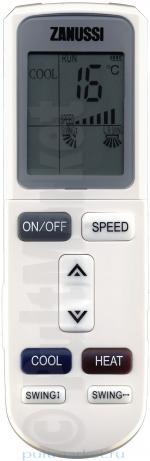 Пульт для Electrolux YKR-L/102E (YKR-L/101E)